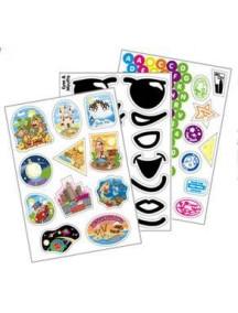 "Trunki ""Sticker Pack"" Набор наклеек для детских чемоданов Trunki"