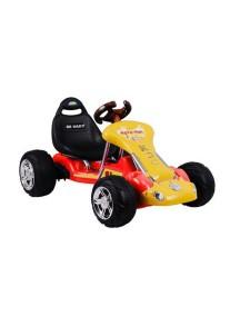 Детский электроквадроцикл Kart 6628 (красный)