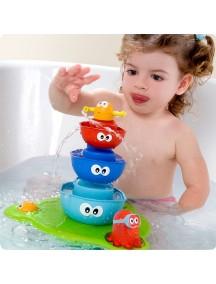 Игрушка для ванной Yookidoo Пирамидка-фонтан