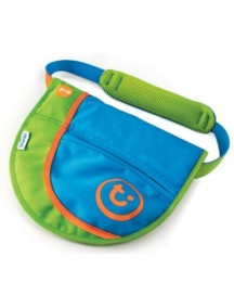"Trunki ""Saddlebag"" Сумка-седло на чемодан,  Голубая"