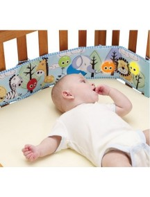 Развивающая игрушка-бампер «Первая книга» Yookidoo Baby's First Bumper Book