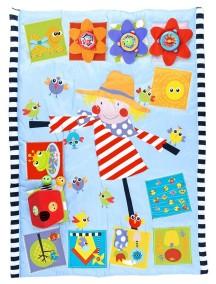 Игровой (активный) коврик Yookidoo Discovery Playmat