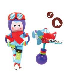 "Игрушка-погремушка ""Пилот"" Yookidoo"