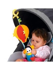 """Развивающая игрушка-подвеска """"Человек на воздушном шаре"""" Yookidoo"""
