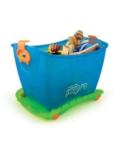 ToyBox ящик для игрушек ГОЛУБОЙ