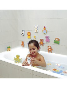 """""""Зверята"""" набор для игры в ванне Edushape Funny Mix Animals"""