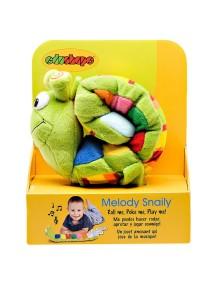 Музыкальная гусеница Edushape Melody Snaily