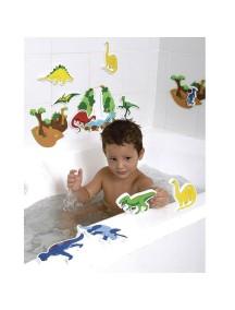 «Динозавры» набор для игры в ванне Edushape Magic Creations