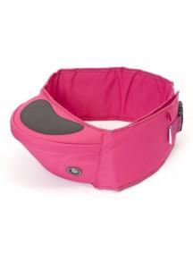 """Детская переноска на бедро (хипсит) Hippychick цвет """"Розовая пантера"""""""