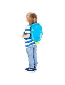 """Trunki """"PaddlePak"""" Детский рюкзак из водонепроницаемой ткани для бассейна и пляжа, Голубой"""