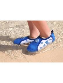 Аква обувь для детей (голубая)