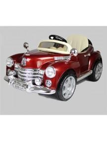Детский электромобиль Bentley E999КХ (бордо/хром) Rivertoys