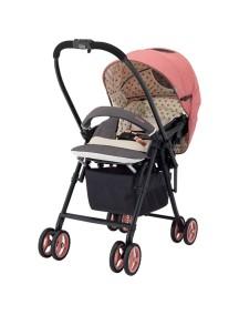 Детская коляска COMBI Mechacal Handy MD (PI) розовая (+ дождевик BS)