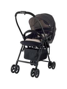 Детская коляска COMBI Mechacal Handy MD (BK) черная (+ дождевик BS)
