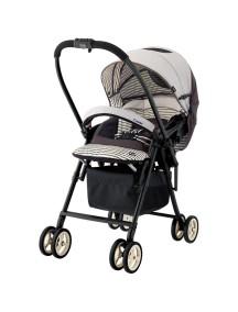 Детская коляска COMBI Mechacal Handy MD (WH) серая (+ дождевик BS)