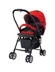 Детская коляска COMBI Mechacal Handy MD (RD) красная (+ дождевик BS)
