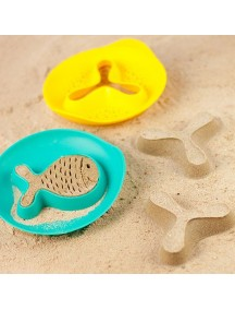 Волшебные формочки StarFish от Quut «Кьют»