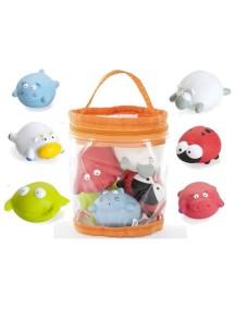 """Babymoov """"Ферма"""" Детские игрушки для купания 6 шт."""