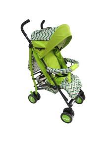 Коляска Babyhit SMILEY-GREEN-ZIGZAG-зеленый с зигзагом