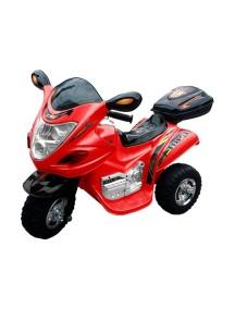 Детский мотоцикл МОТО HL238 красный Rivertoys