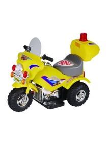 Детский мотоцикл МОТО ZP 9886 от 1 года (желтый) Rivertoys