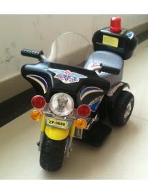 Детский мотоцикл МОТО ZP 9886 от 1 года (черный) Rivertoys