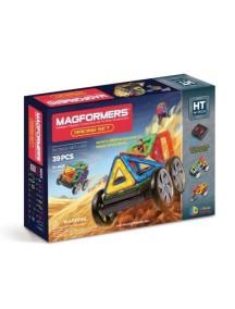 Магнитный конструктор MAGFORMERS 63131 Racing set