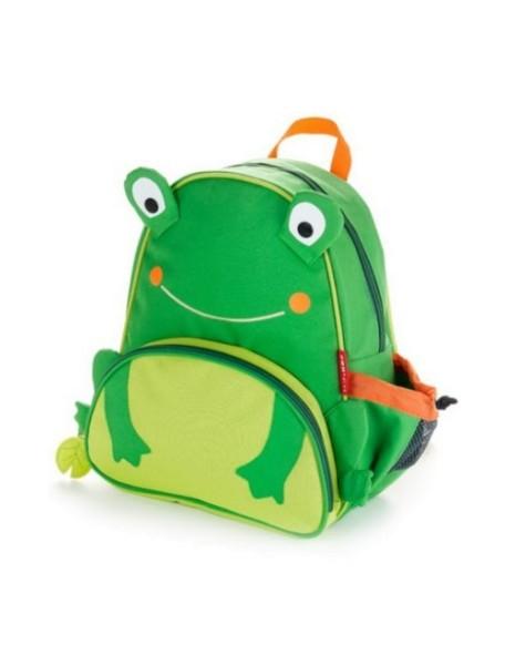 Детский рюкзак Skip Hop Zoo Pack - Frog (Лягушонок)