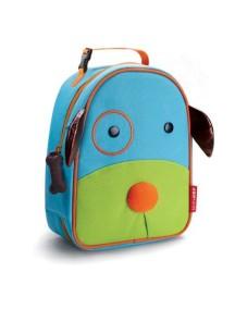 Детская термо-сумка для еды Skip Hop Zoo Lunchies - Dog (Щенок)
