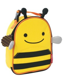 Детская термо-сумка для еды Skip Hop Zoo Lunchies - Bee (Пчелка)