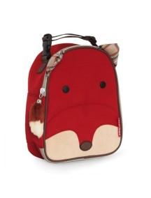 Детская термо-сумка для еды Skip Hop Zoo Lunchies - Fox (Лисенок)