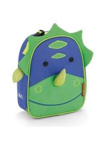 Детская термо-сумка для еды Skip Hop Zoo Lunchies - Dino (Дракончик)