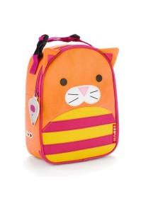 Детская термо-сумка для еды Skip Hop Zoo Lunchies - Cat (Котенок)