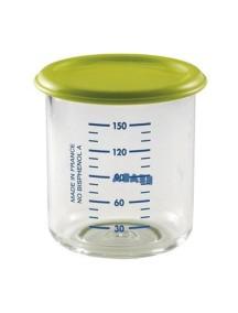 "Beaba ""Baby Portion"" Контейнер для хранение продуктов 150 мл [ art. 912258 ], Green"