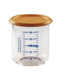 """Beaba """"Baby Portion"""" Контейнер для хранение продуктов 150 мл [ art. 912258 ], Orange"""