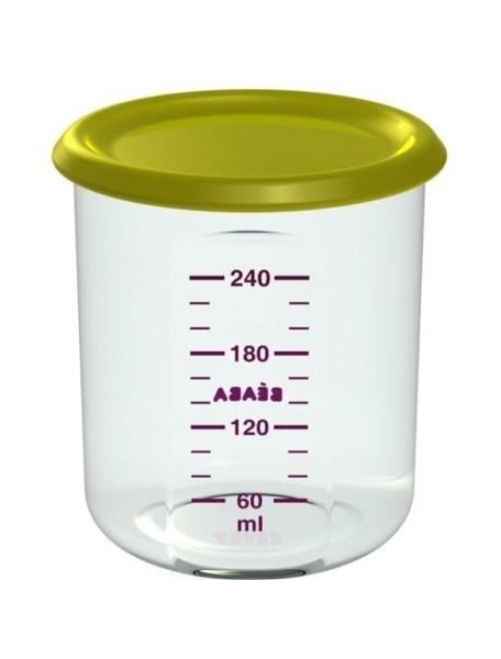 "Beaba ""Maxi Portion"" Контейнер для хранение продуктов 300 мл [ art. 912259 ], Green"