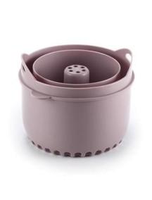 "Beaba ""Rice cooker for Babycook"" Контейнер для варки круп , 912232 / Plum"