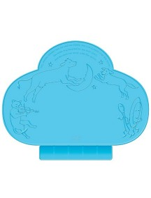 "Summer Infant ""Tiny Diner"" Защитная салфетка-накладка на стол, 70950 / Голубой"