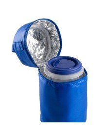 """Miniland """"Pack-2-Go-Hermisized"""" Термосумка с 2 мерными стаканчиками, 89071 / Синяя"""