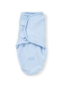 """Summer Infant """"SwaddleMe Micro Fleece"""" Конверт для пеленания из флиса, 73510А / Голубой, S/M"""