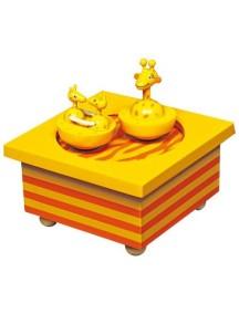 "Trousselier ""Жираф"" Музыкальная шкатулка Wooden Box"