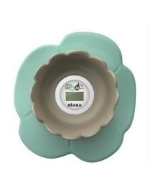 """Beaba """"Lotus"""" Цифровой термометр для воды и воздуха , 920249 / Pastel blue"""