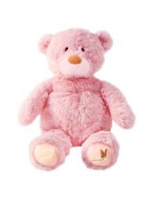 Summer Infant Музыкальный плюшевый медвежонок, 02375B / Розовый