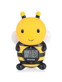 "Miniland ""Thermo Bath"" Цифровой термометр для воды и воздуха [ art. 89061 ], Пчелка"