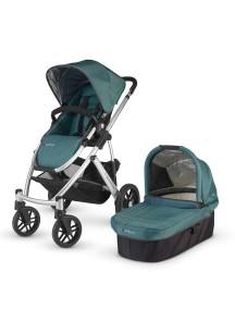 Детская коляска UPPAbaby VISTA 2014 (Аппабейби Виста) 2в1 Зеленая