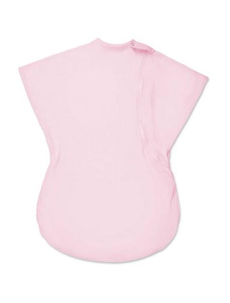 """Summer Infant """"SwaddleMe Comfort Me"""" Конверт для пеленания с 2-мя способами фиксации, 76590 / Розовый, S/M"""