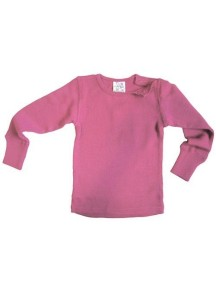 """Babyidea """"ManyMonths"""" Кофта с длинным рукавом из шерсти мериноса , 1-2,5 лет, 17 / Нежно-розовый"""