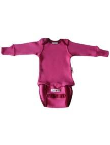 "Babyidea ""ManyMonths"" Боди-кофта с длинным рукавом , 3-9 мес., 2636 / Розовый"
