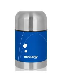 "Miniland ""Soft Thermo Food"" Термос для детского питания 600 мл., 89014 / Синий"