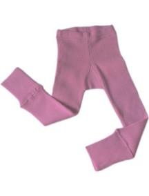 """Babyidea """"ManyMonths"""" Штанишки-леггинсы из шерсти мериноса , 17 / Нежно-розовый"""